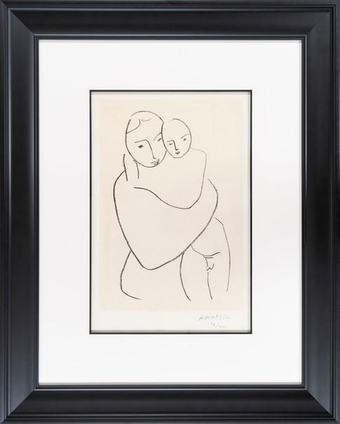 "Matisse ""Virgin and Child"""