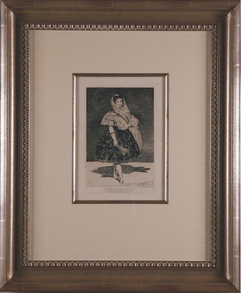 "Manet ""Lola de Valence"""