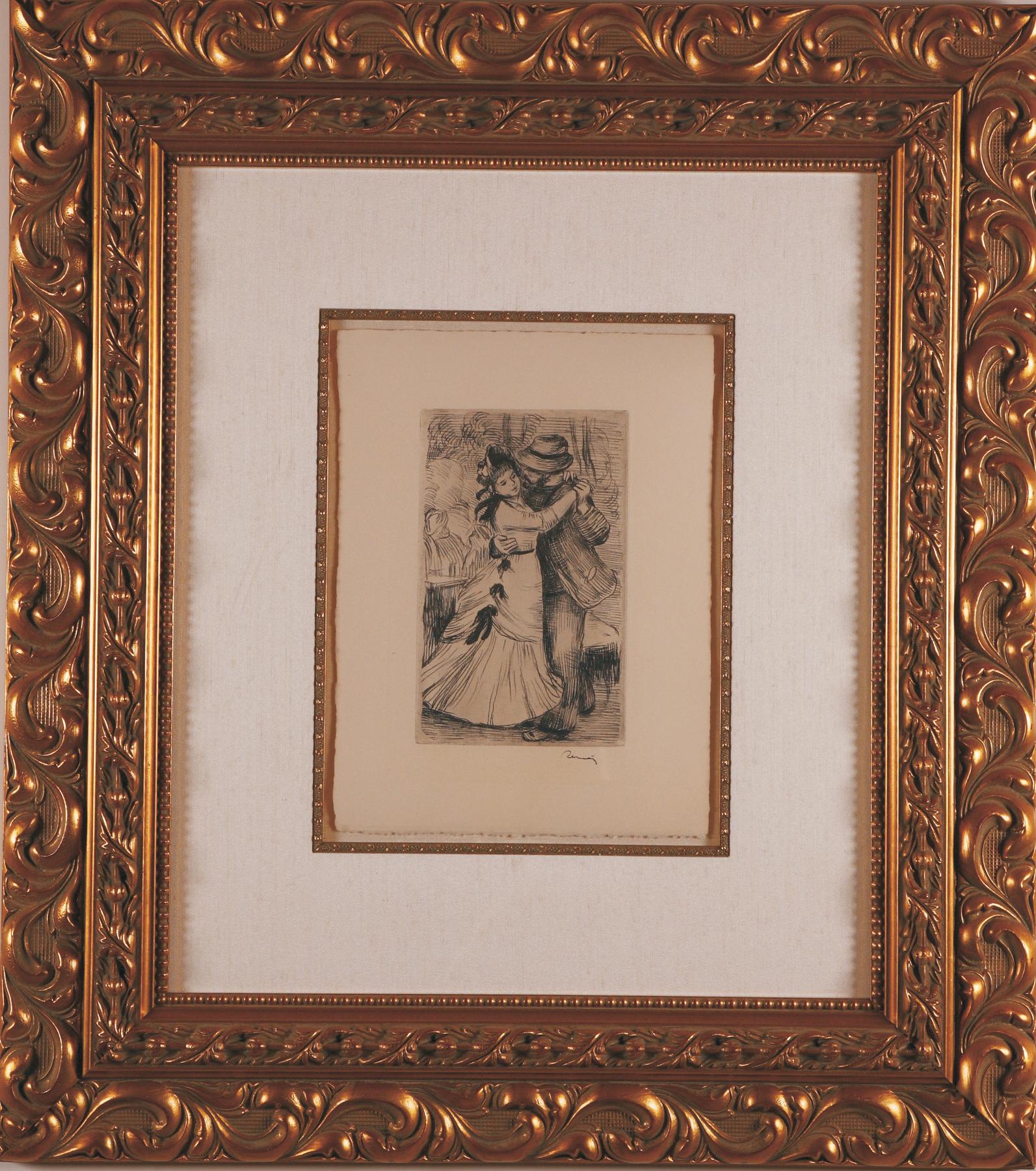 """Renoir """"La Danse a la Campagne"""""""