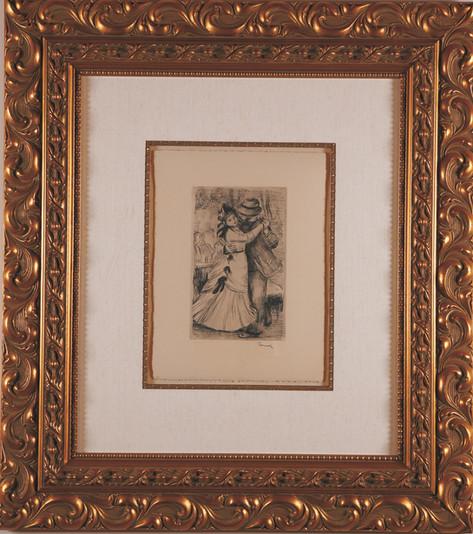 "Renoir ""La Danse a la Compagne"""