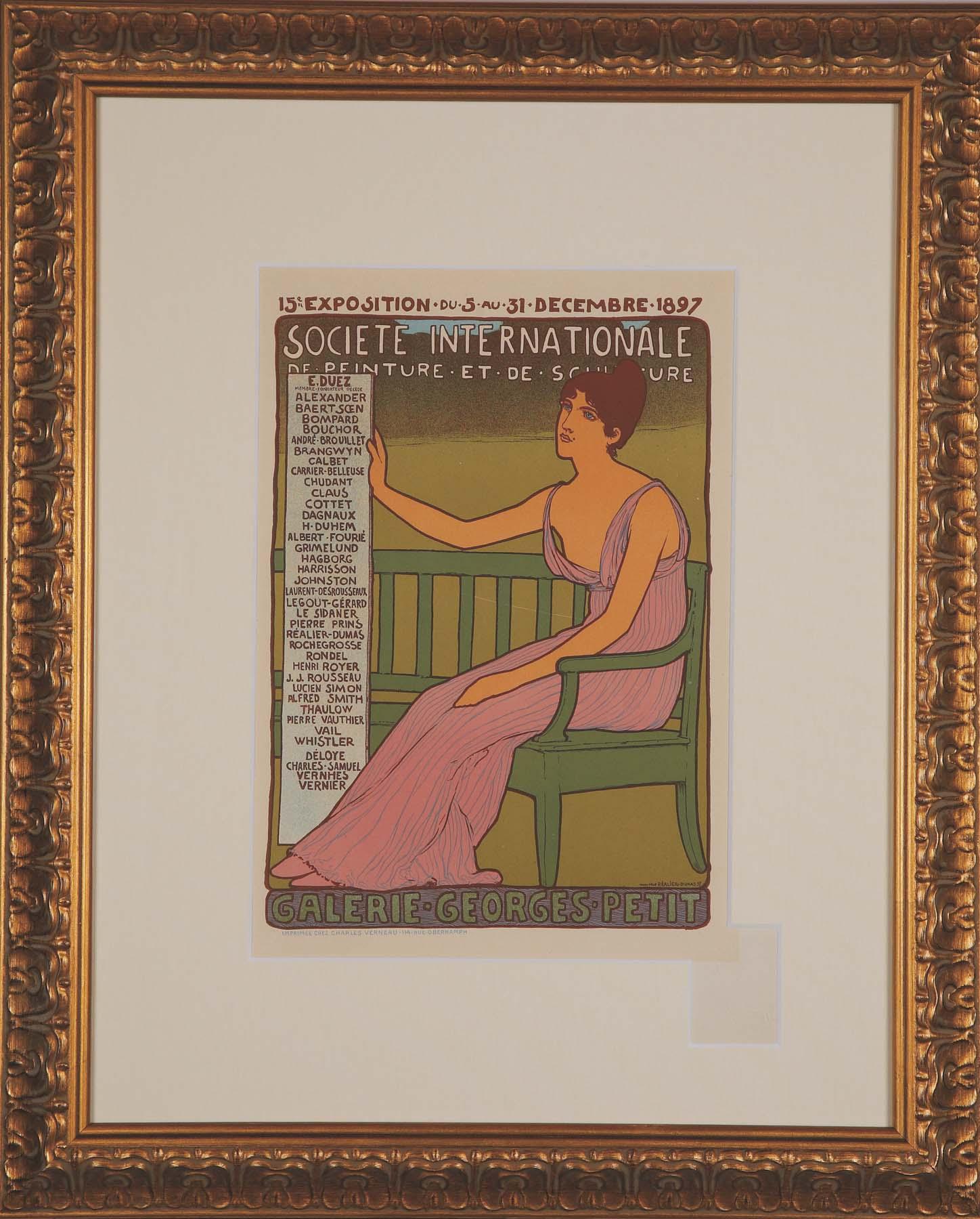"""Realier-Dumas """"15 Exhibition"""""""