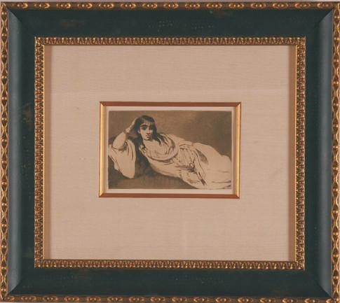 "Manet ""L'Odalisque"""