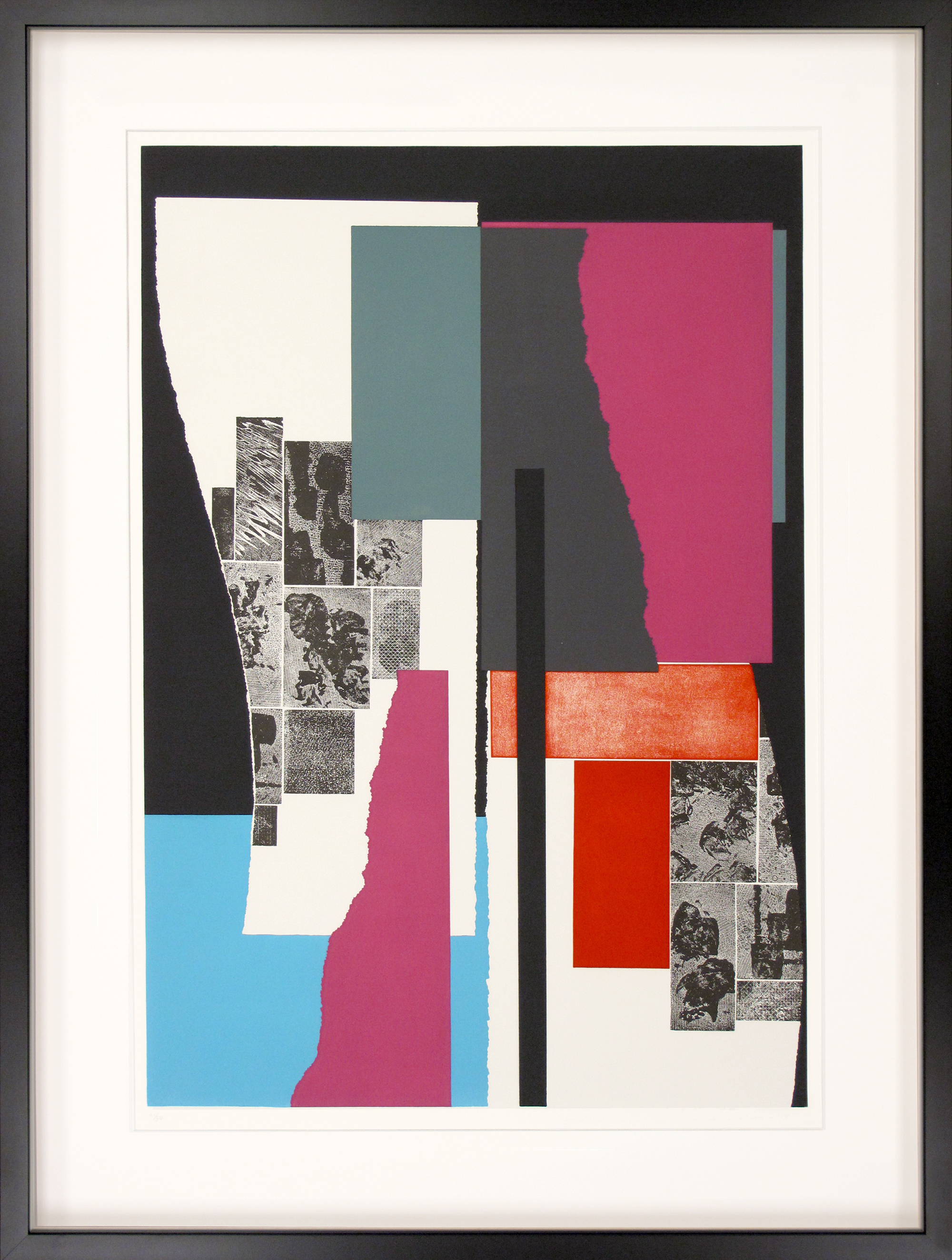 "Nevelson ""Celebration 4"""