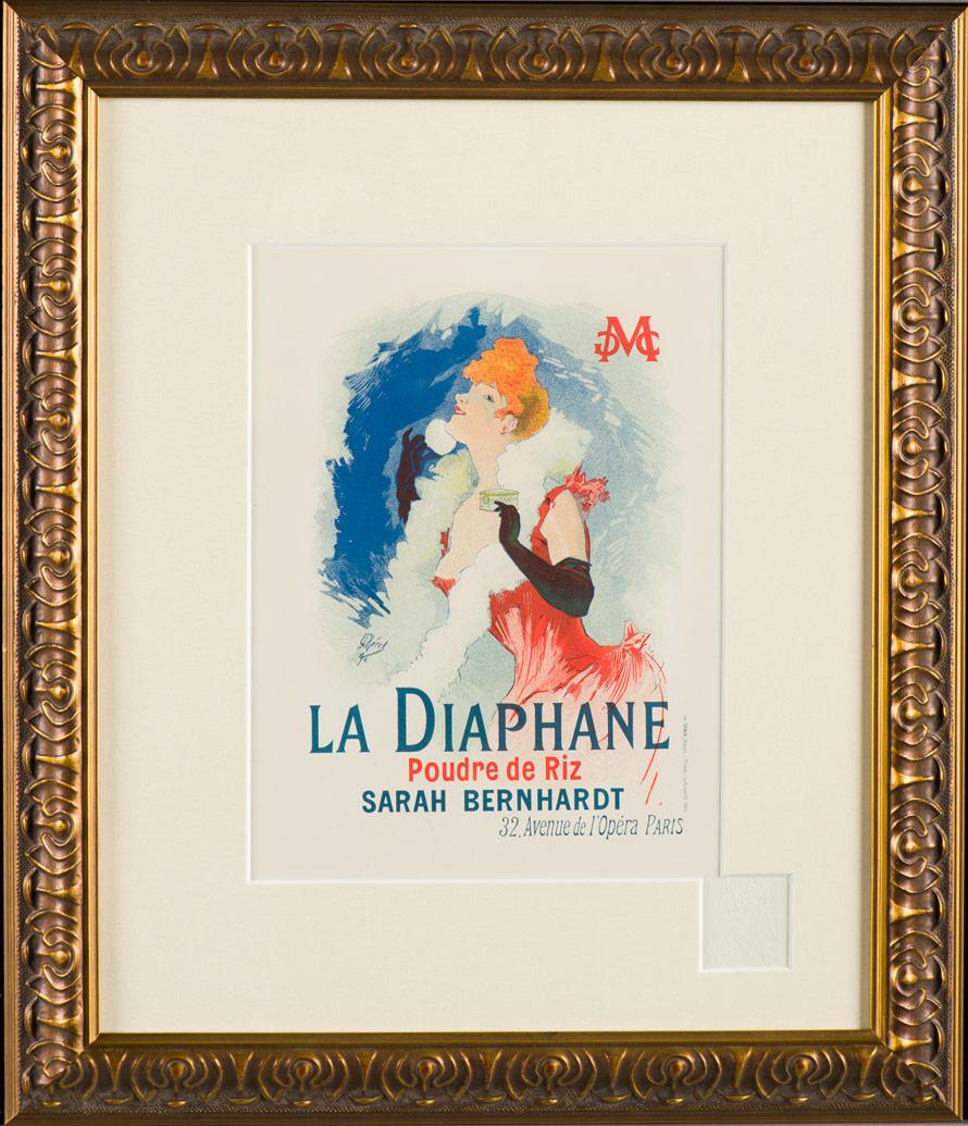 "Cheret ""La Diaphane"""
