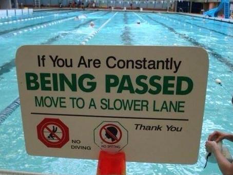 Uimhallin kirjoittamattomat säännöt