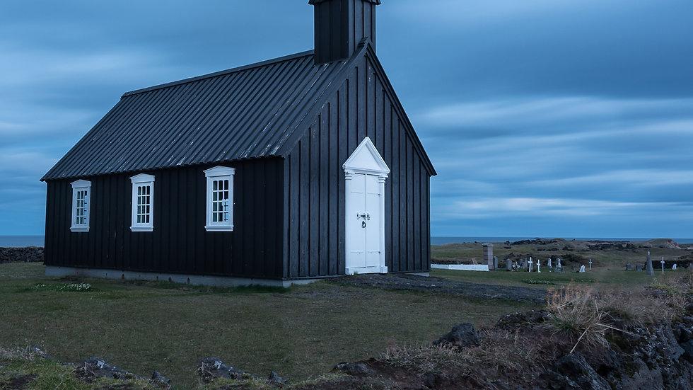 The Black Church Iceland
