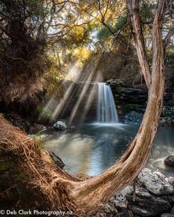 Little Lost Falls Rays-6202