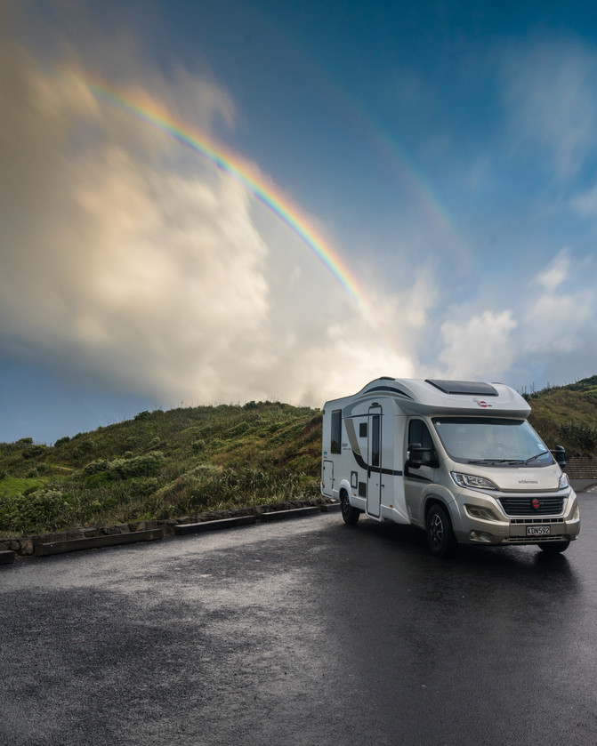 Exploring the Endless North with Wilderness Campers New Zealand