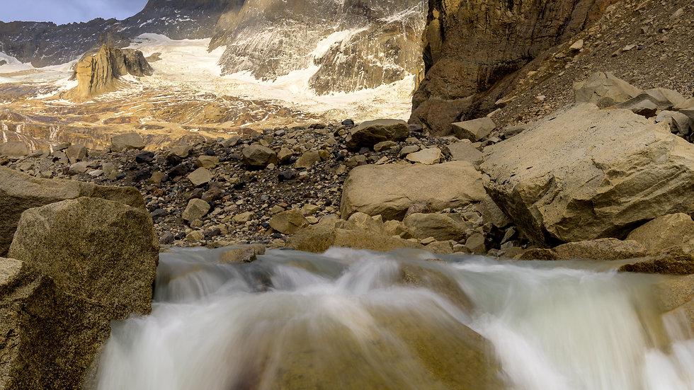 Mt Fitzroy Waterfall