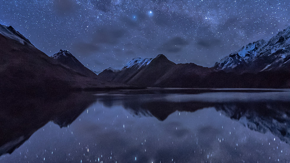 Moke Lake Stars