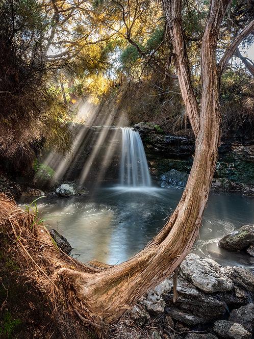 Waterfall Rays