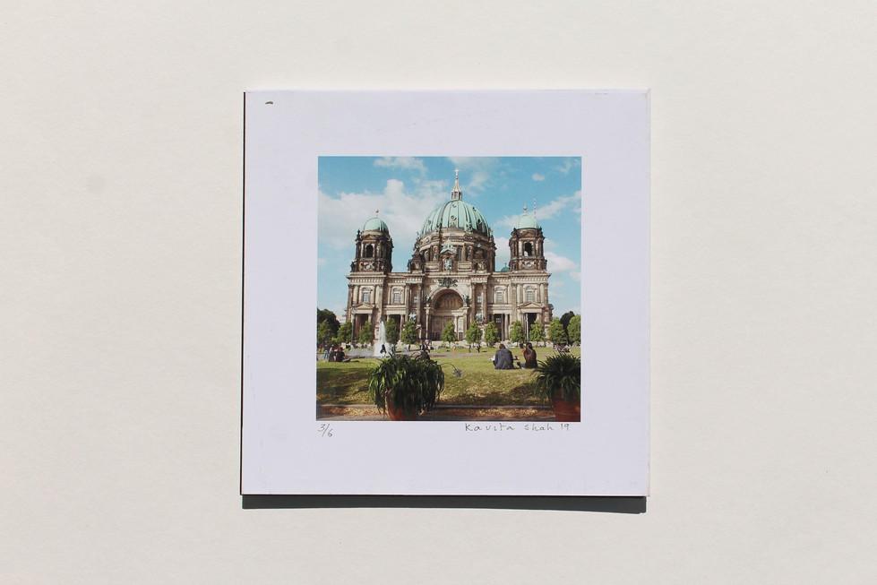 Berlin Book (Front)