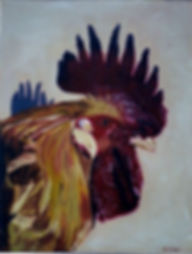 Sharon's rooster 12x9 oil on canvas.jpg