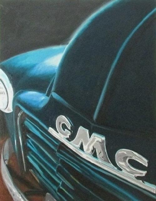 Simpler Times - Original Oil on Canvas