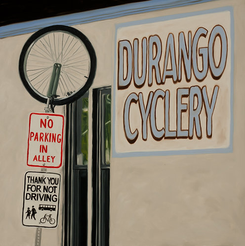 Durango Cyclery - Original Sold