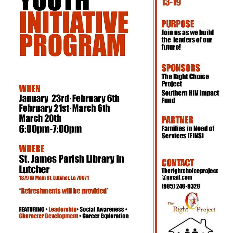 Youth Initiative Program