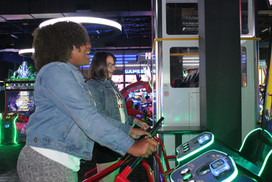 Dave and Busters Event