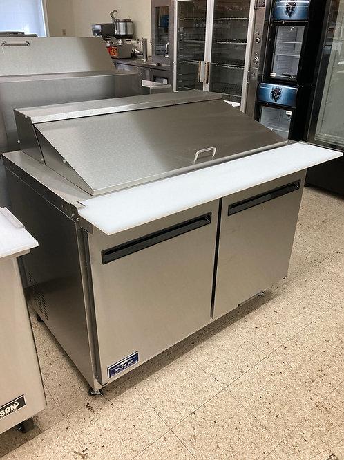 Arctic Air 48 Inch Mega Top Prep Cooler/Refrigerator (AMT 48R)