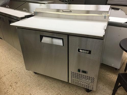 Bison 44 Inch Pizza Prep Cooler/Refrigerator (BPT-44)