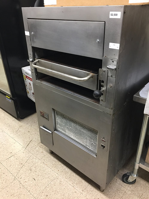 Southbend Upright Gas Broiler (170D-4)