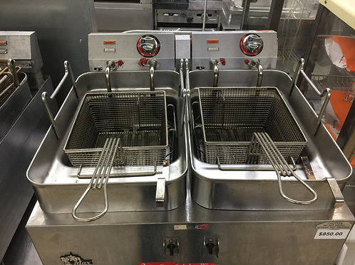 Star Countertop Electric Fryer 530tf Commercial Appliance
