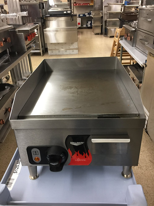 Vollrath Electric Countertop Grill