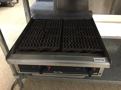 Star Max Electric Charbroiler