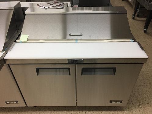Bison 48 Inch Prep Refrigerator/Cooler (BST-48)