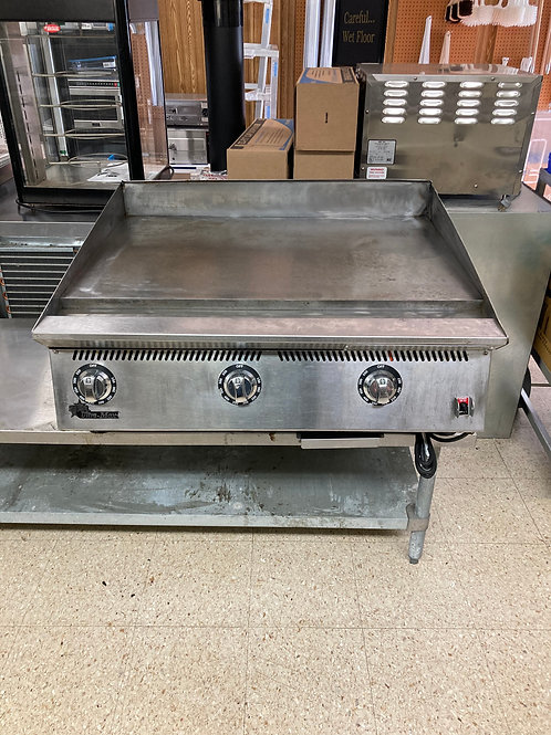 Star 36 Inch Griddle with Electric Ignitors