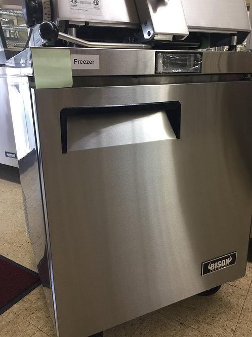 Bison Undercounter Freezer (BUF-27)