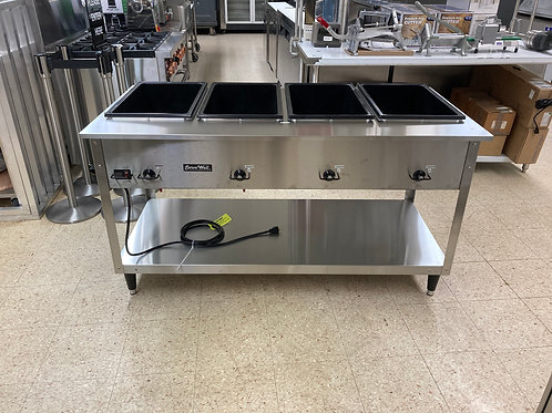 Vollrath 4 Well Steam Table 120V (38204)