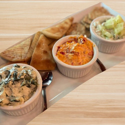 Dips, Cheese Boards & Small Plates