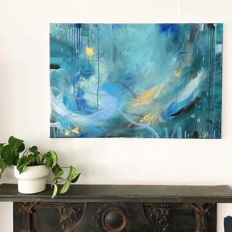 Glas / Blue Commission