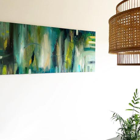 Green / Gwyrdd Commission