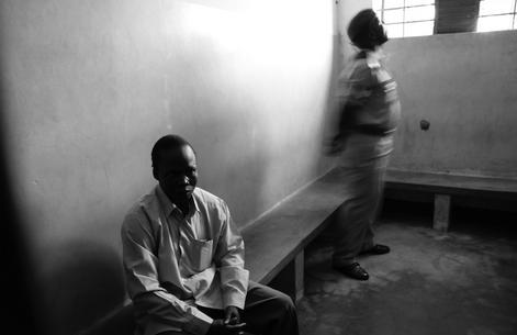 Female former LRA commander awaits his trial in Gulu awaiting trial in Gulu