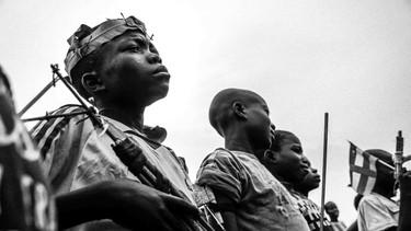 WAR-AFFECTED CHILDREN