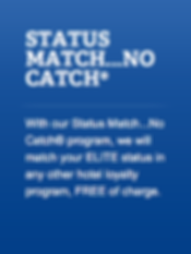 Status Match No Catch