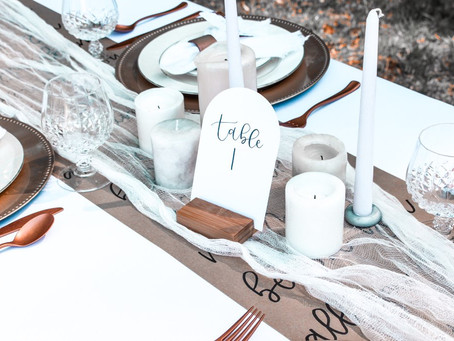 Hey Calligraphers... Read This Before Doing a Styled Shoot