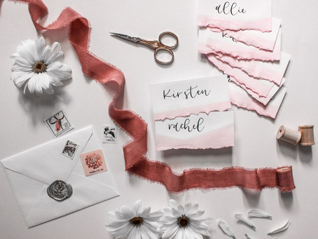 Top Tools to Create the Perfect Calligraphy Flat-Lay!
