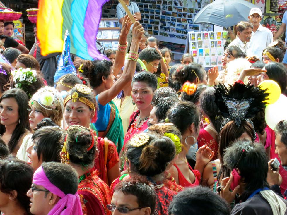 Les Hijras ou quelques flottements de l'identité sexuelle
