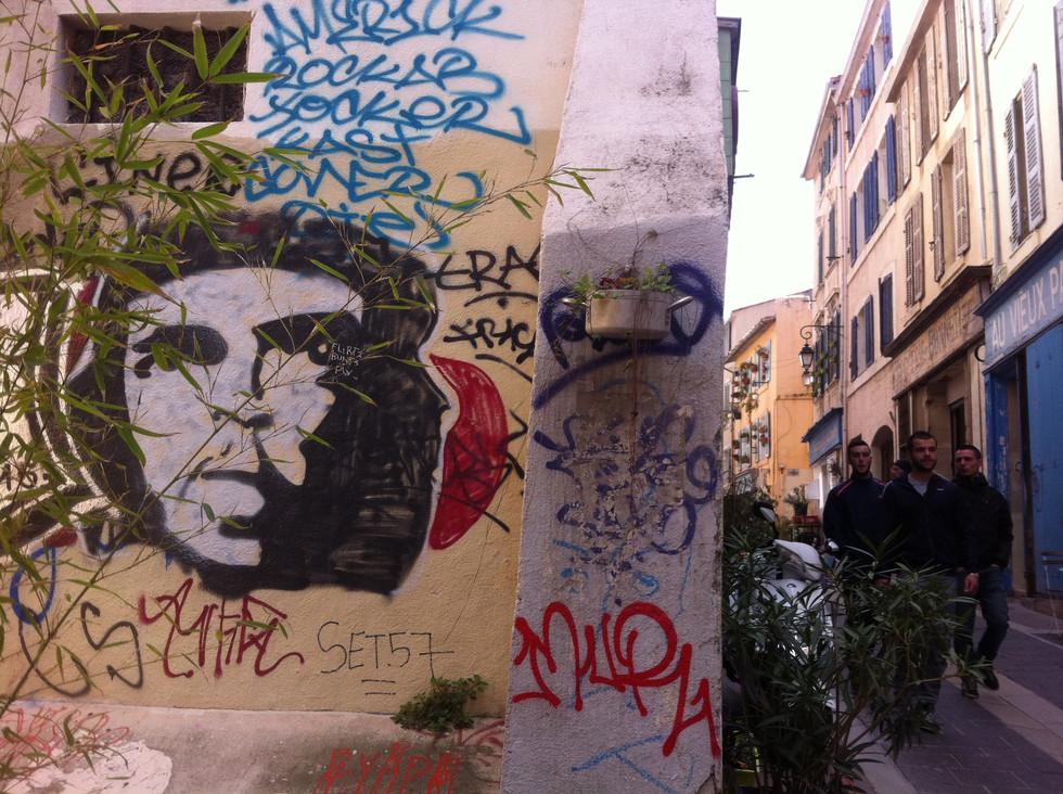Marseille Panier 2015