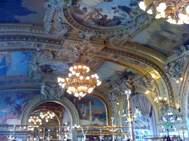 Un café gare de Lyon