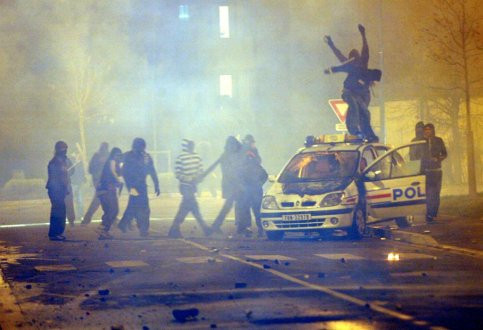The riots of November 2005 in France