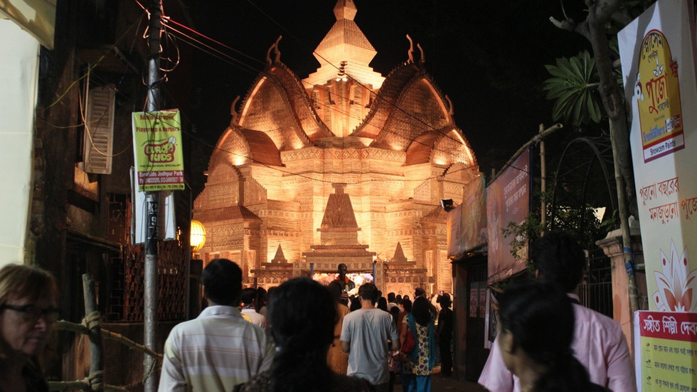Calcutta/Kolkata