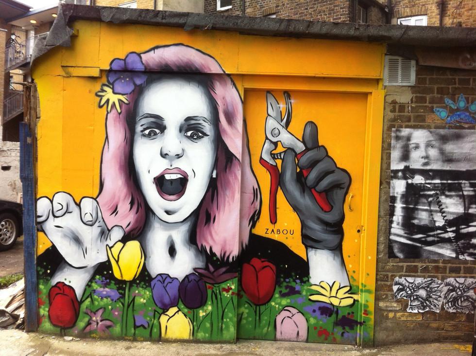Bricklane, London 2015