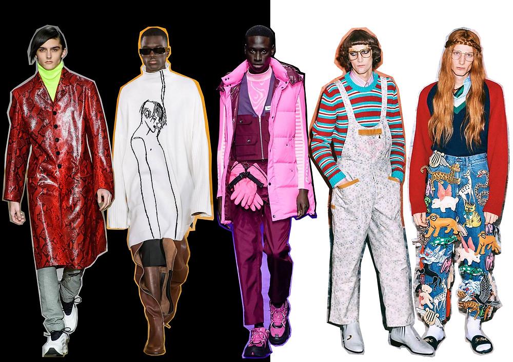 Paris Fashion Week Mens key looks