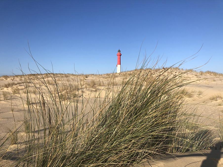 Dune et phare