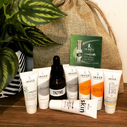 Brighten Up Facial Home Kit