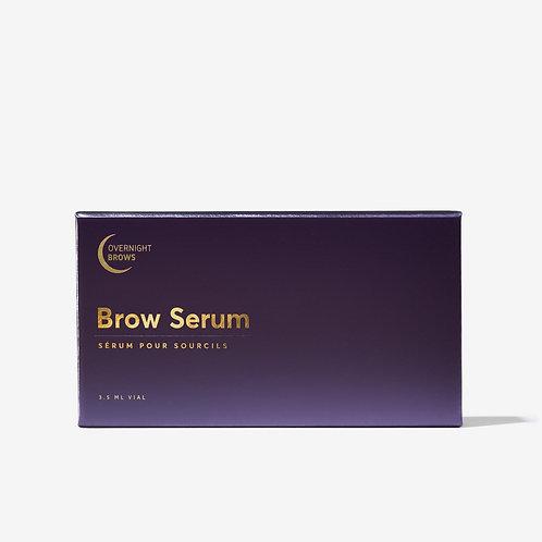 Overnight Brows Serum
