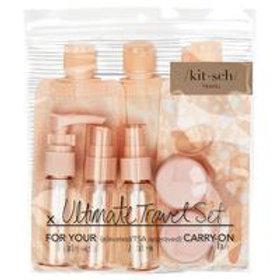 Ultimate 11 Piece Travel Set -Blush